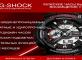 Landing page часы Casio G-shock (второй вариант)