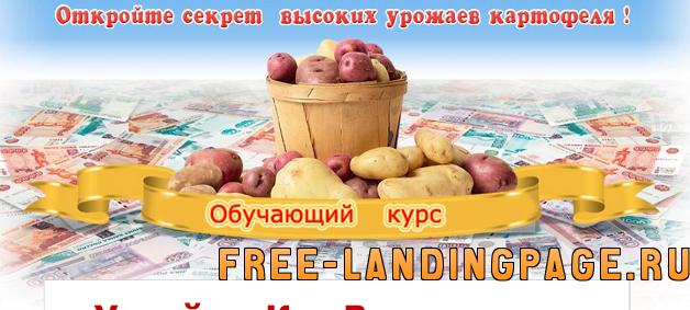 landing-page-sekret-vysokogo-urozhaya-kartofelya